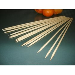 Long Extra Duty Bamboo Skewers - 100pcs.