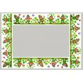 St. Patrick's Window Border - Gold / Leprechaun - 2pk