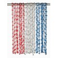 Red White & Blue Star Bead Necklace Set of 12