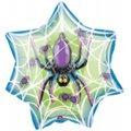 """Insider Spider Frenzy 26""""inch Mylar Halloween Balloon"""