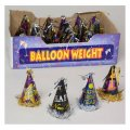 Happy New Year Balloon Weights - 4pk of Balloon Weights