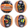"Halloween inflatable Balls 16"" - 12 Cnt"