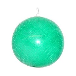 "Green 10"" Inflatable Ball"