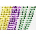 Mardi Gras Disco Ball Beads - 12pk.