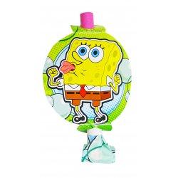 Spongebob Squarepants Birthday Party Blowouts - 8ct.