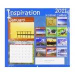 Inspiration 2011 Calendar - 16 Month Calendar