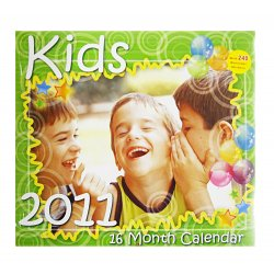 Kids 2011 Calendar - 16 Month Calendar