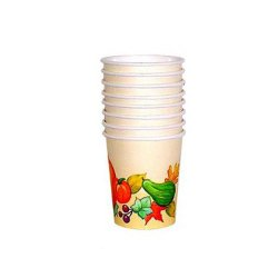 Autumn Fall Thanksgiving Party Cups - Harvest Bounty