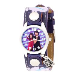 Camp Rock Kids Fatback Purple Watch