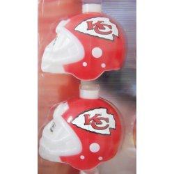 Nfl Party String Lights Kansas City Chiefs Football