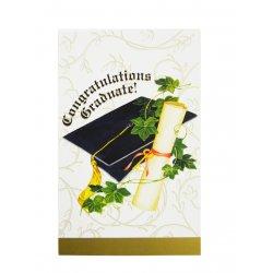Congratulations Graduate Party Invitations w/ Envelopes - 8pk.