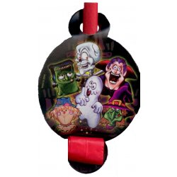 Halloween Monster Squad Party Blowouts - Package of 8