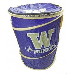 University of Washington Huskies Pop-up Hamper