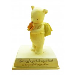 HeartString Teddies - Thank You Musical Figurine