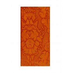 Pumpkin Orange Harvest Cloth Linen Napkins - 2pk.