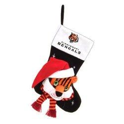 """Cincinnati Bengals Baby Mascot Stocking - 22"""" NFL Stocking"""