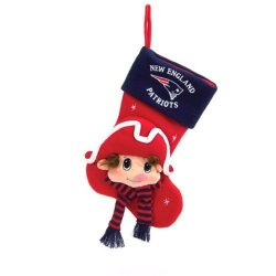 "New England Patriots Baby Mascot Stocking - 22"" NFL Stocking"