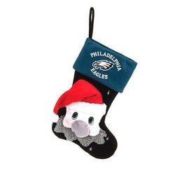 "Philadelphia Eagles Baby Mascot Stocking - 22"" NFL Stocking"