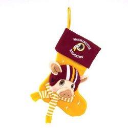 """Washington Redskins Baby Mascot Stocking - 22"""" NFL Stocking"""
