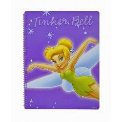 Tinker Bell Notebook - 40 Sheet Wire Spine Notebook