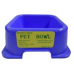Double Deep Pet Bowl