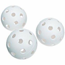 Plastic Baseballs - 4 pack of Fun Balls