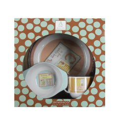 A is for Adorable Baby Dinnerware Set - ABC Dish Set