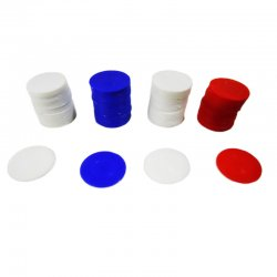 Poker Chips - 1200 Cnt.