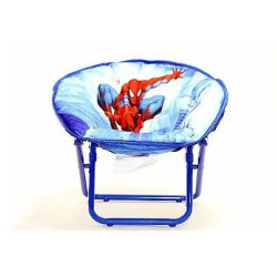 Spider-Man Folding Mini Saucer Chair