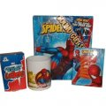 Spiderman Sound Gift Set With Mug and Frame
