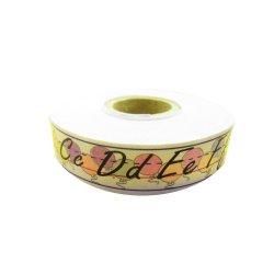 Self-Adhesive Desk Tape - ALPHABET