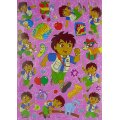 Go Diego Go Magic Sticker Set