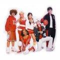 High School Musical 3 Big Decorative Decal Sticker