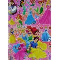 Princess Magic Sticker Set