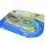 Bestway Multicolored Swimming Goggles - Ages 3+