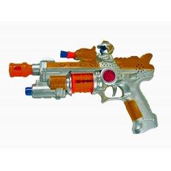 Simulating Turret Style Super Toy Gun Pistol